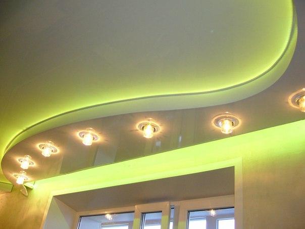 Натяжные потолки, ТагилСервис